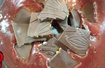 śliwka chili z czekoladą