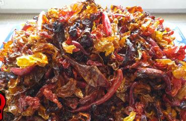 suszona papryka mix chili do zmielenia
