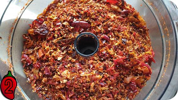 suszone płatki chili